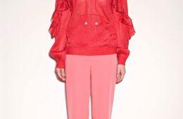 Huishan Zhang at London Fashion Week 2017