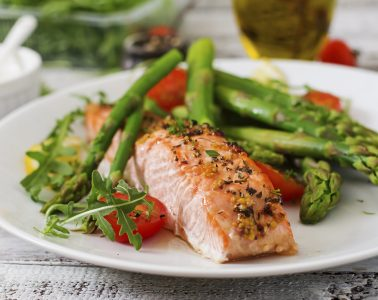 Honey Mustard Salmon Recipe
