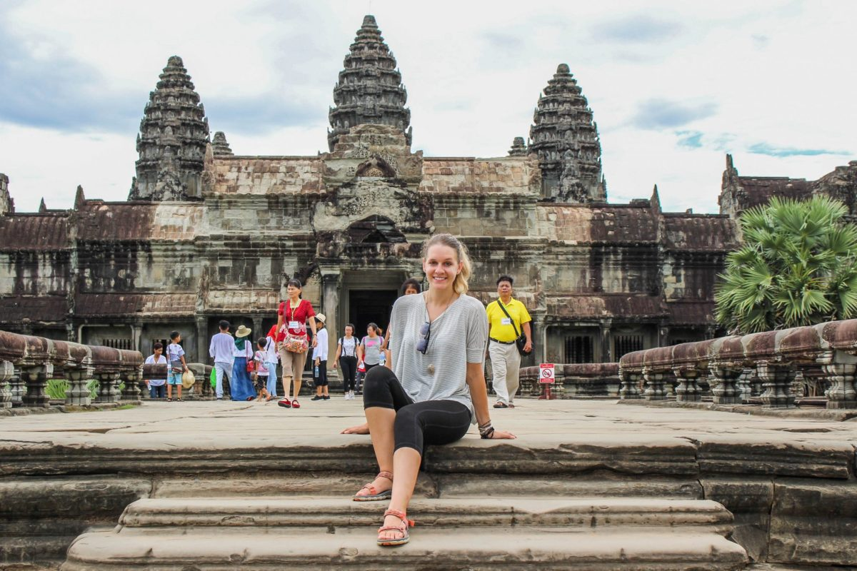 Anxiety Abroad: How Traveling Solo Improved My Mental Health