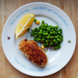 fish fingers More Than Just Carrots