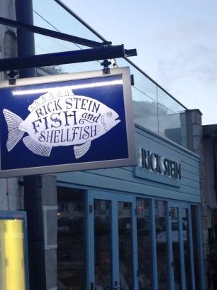 Rick Stein's Seafood Restaurant, Porthleven