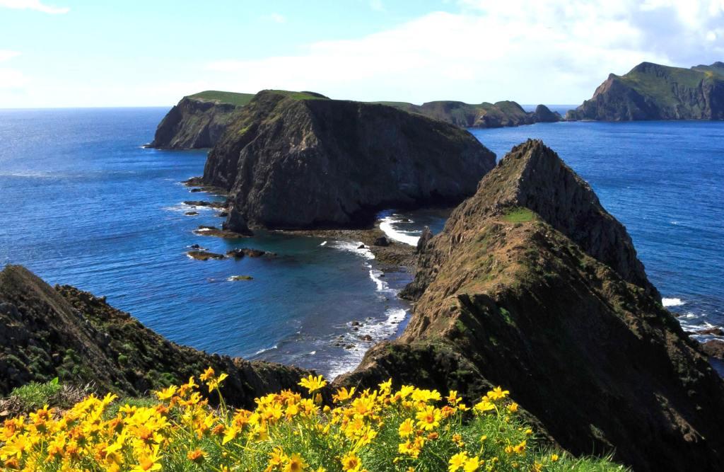west coast national parks
