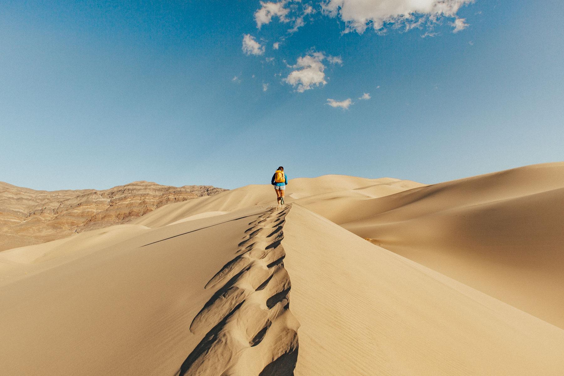eureka dunes death valley national park
