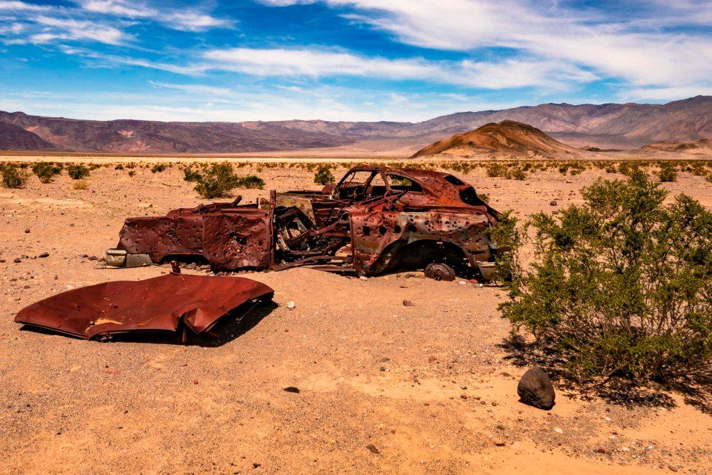 panamint dunes death valley
