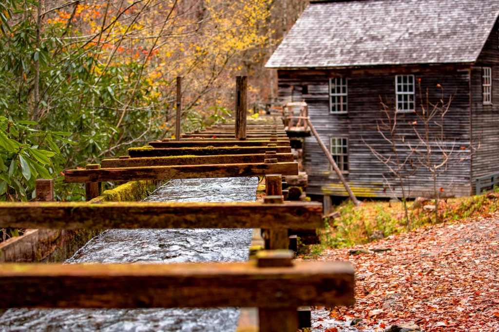 mingus mill - more than just parks