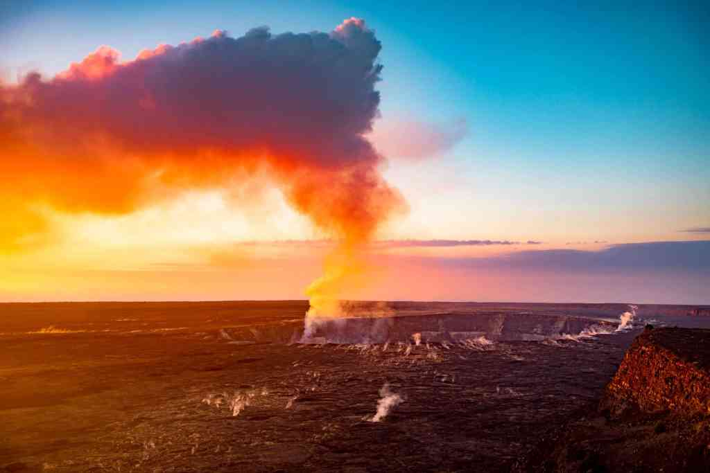 hawaii volcanoes national park things to do