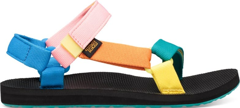 colorful womens sandals