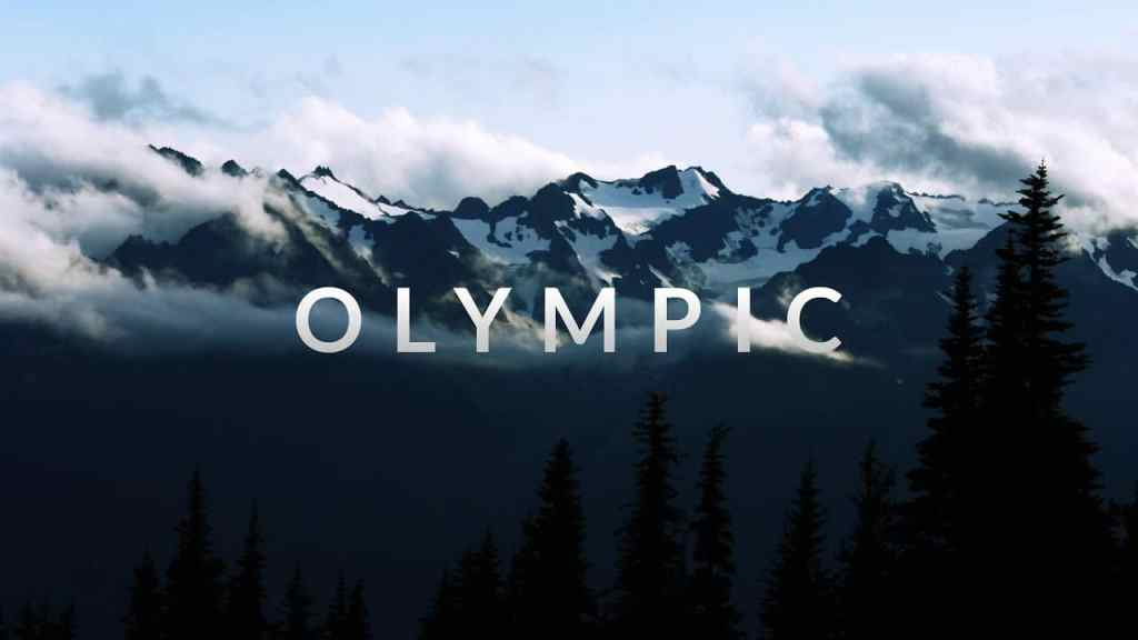 olympic national park video