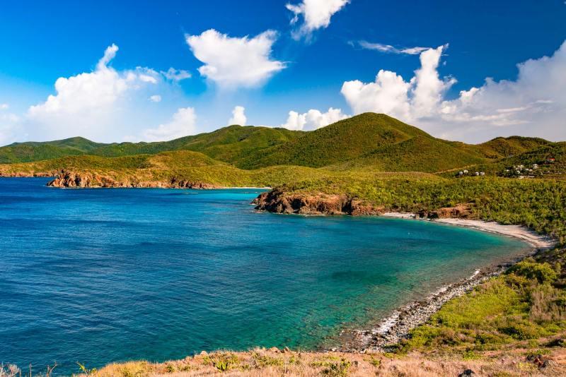 rams head hike virgin islands national park