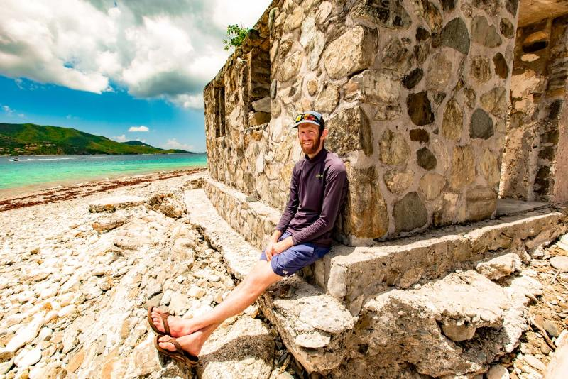virgin islands national park whistling cay