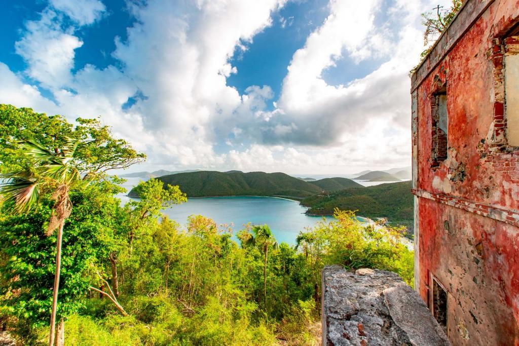america hill ruins virgin islands national park st john