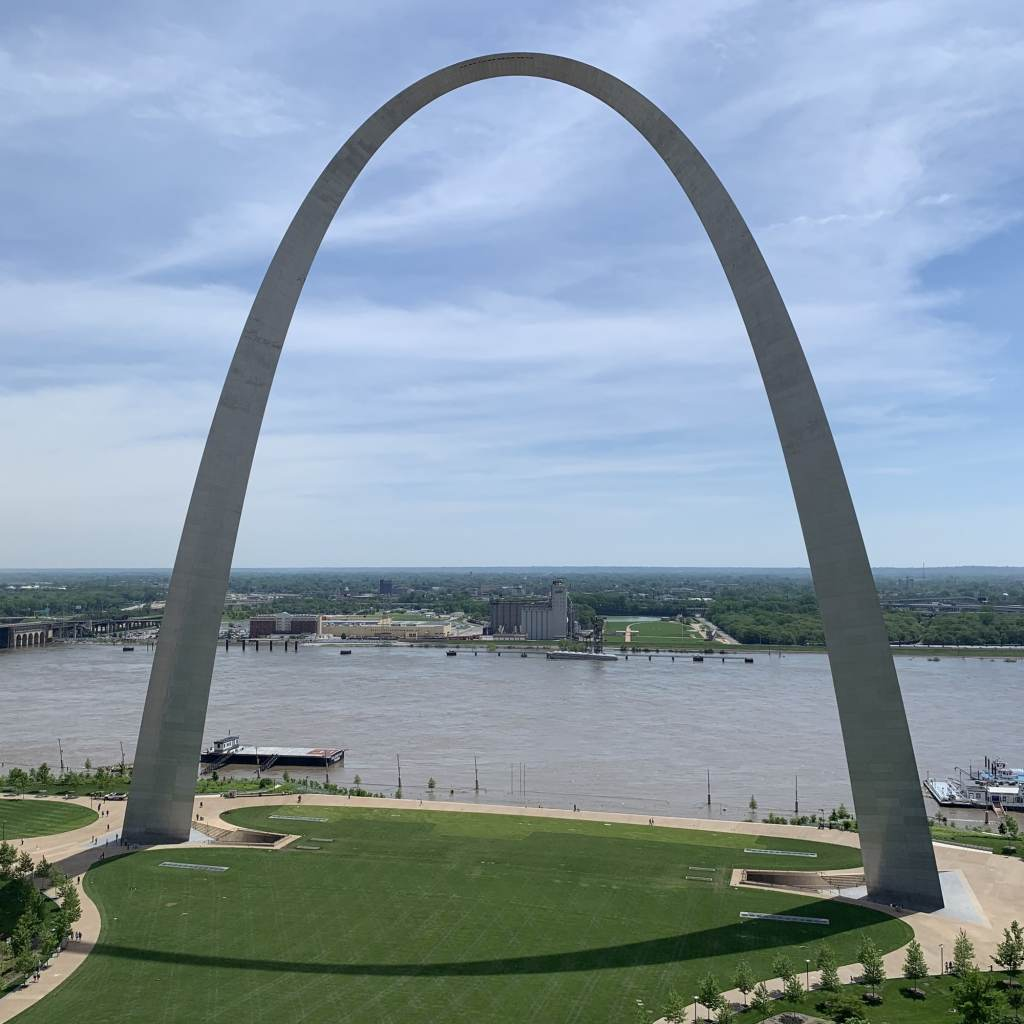 national parks ranked – gateway arch national park