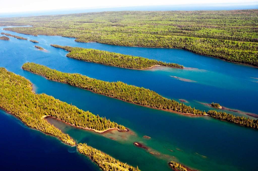 isle royale national park michigan – us national parks ranked