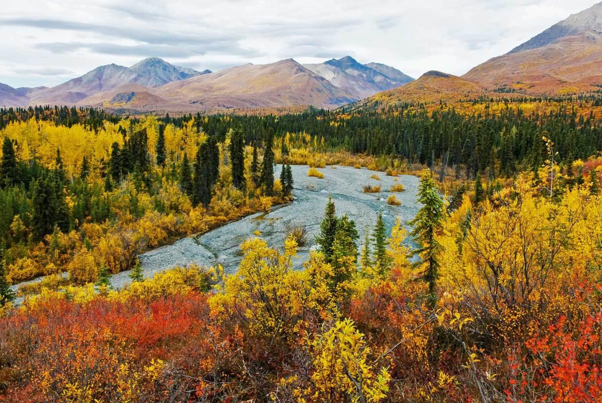 wrangell st elias national park alaska