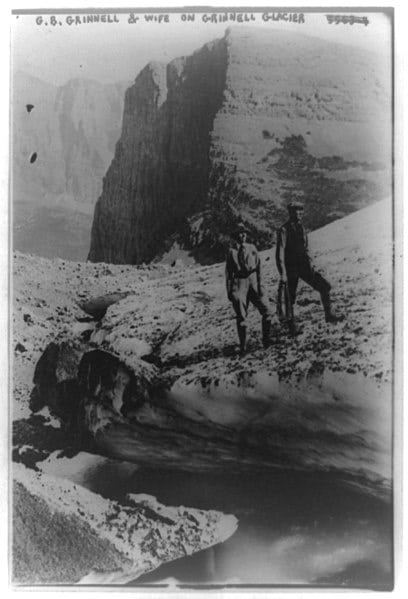 Glacier National Park History, National Parks History