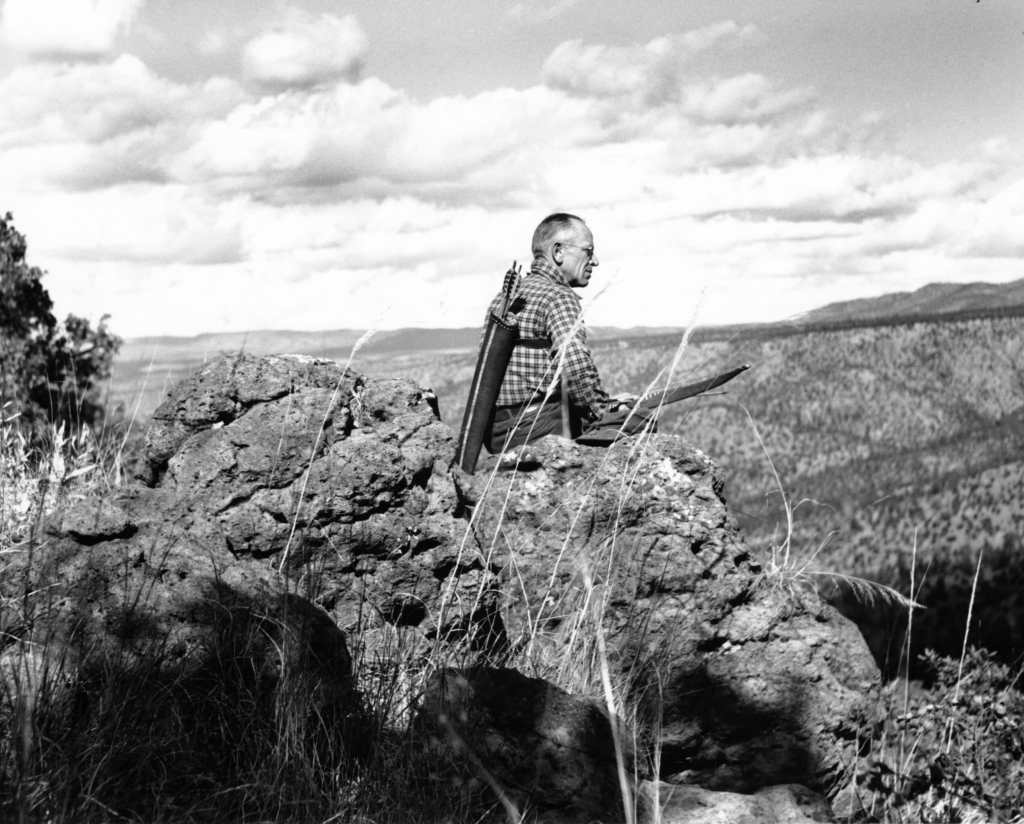 Aldo Leopold, along with Rachel Carson and George Perkins Marsh produced three of the most important works of the environmental movement.
