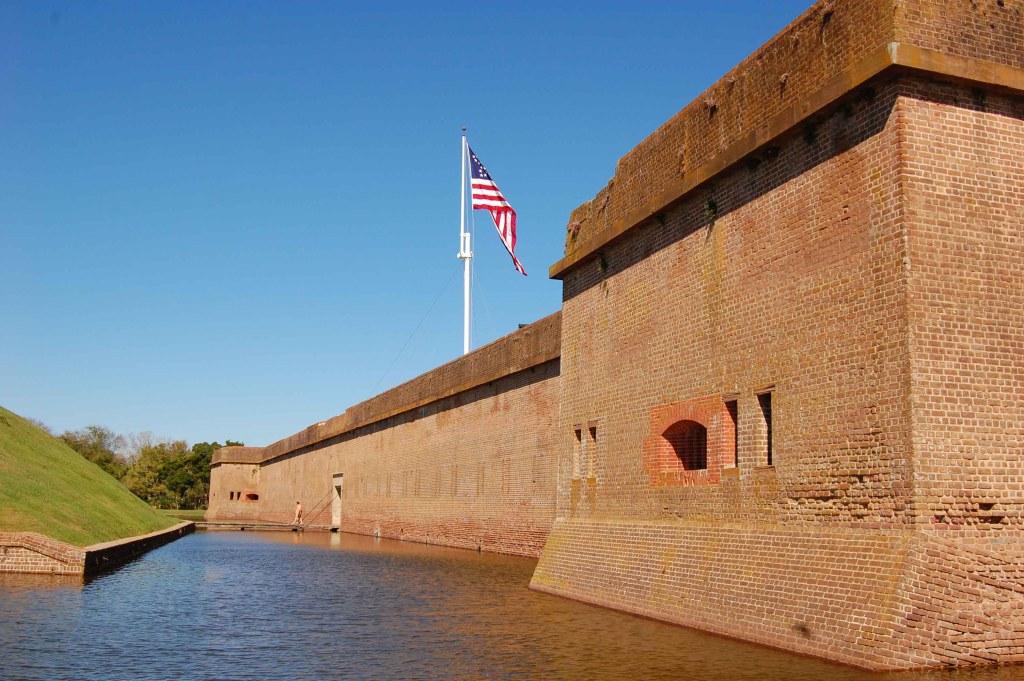 Fort Pulaski   Georgia National Parks