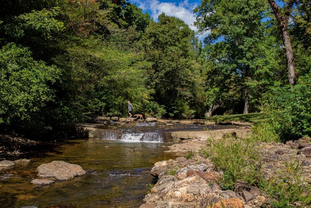 Hot Springs National Park has a unique series of hot springs | Arkansas National Parks