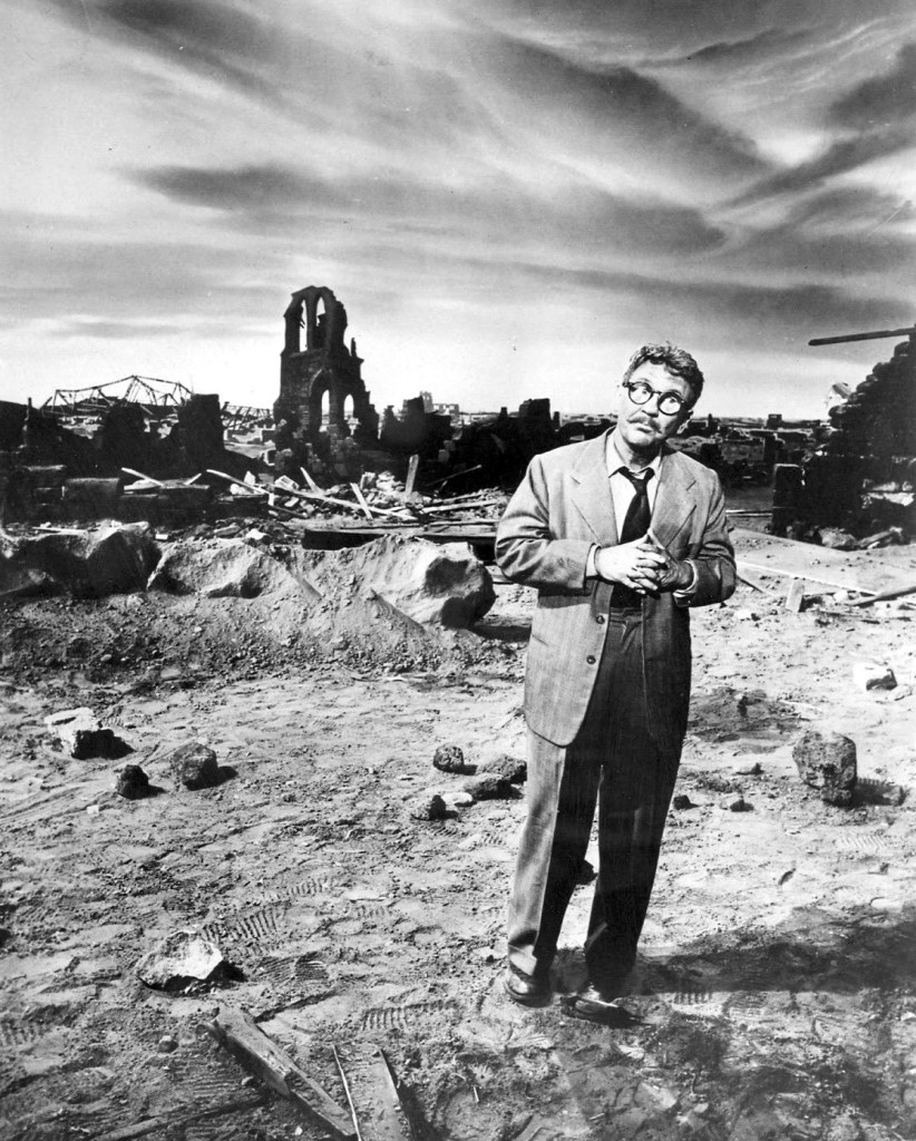 Two episode of The Twilight Zone were filmed in Death Valley National Park   National Parks In Television Shows