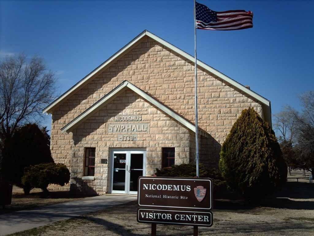 Nicodemus National Historic Site   Kansas National Parks