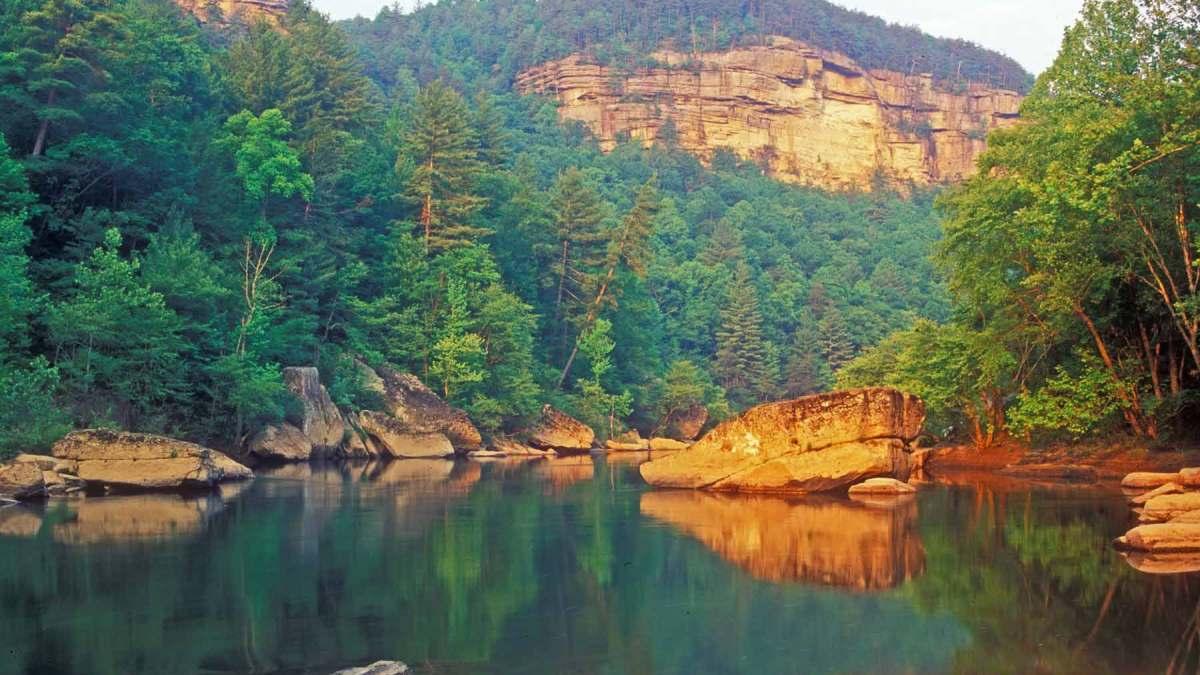 kentucky national parks, big south fork