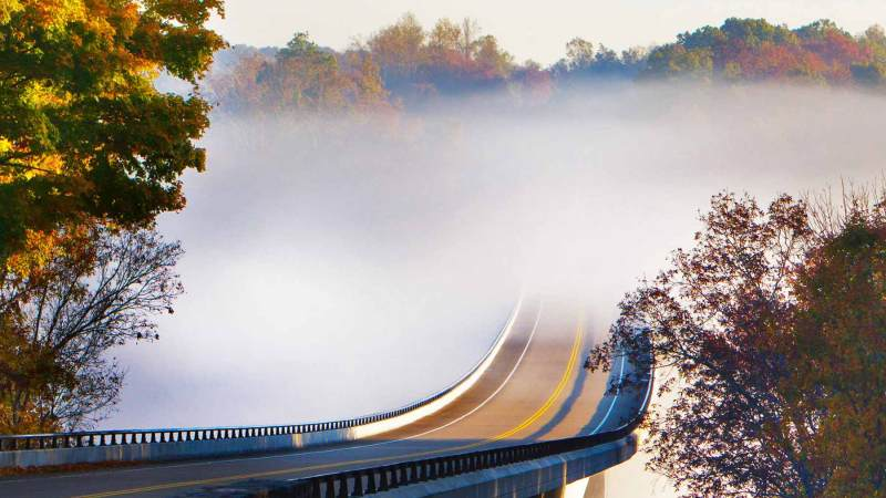 natchez trace parkway mississippi national parks