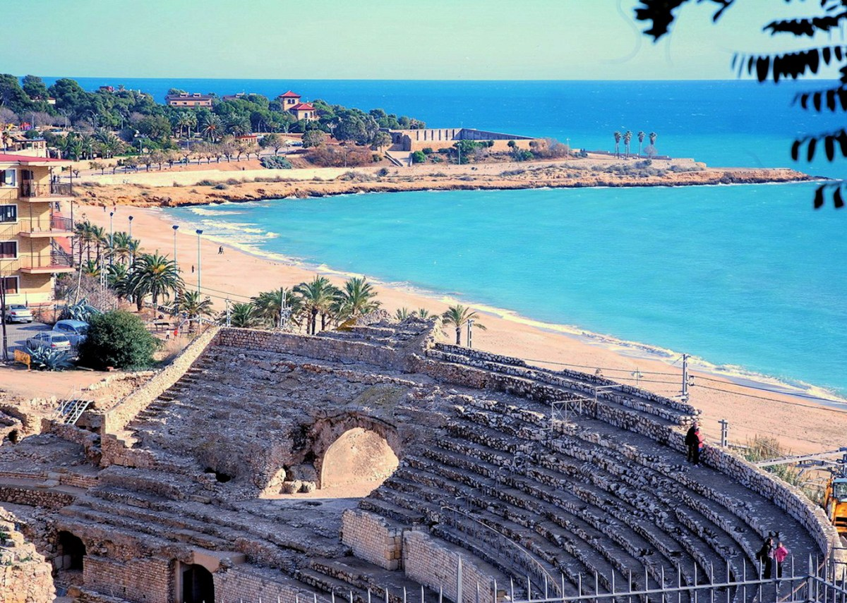 Welcome To Tarragona Spain More Than Just Traveling