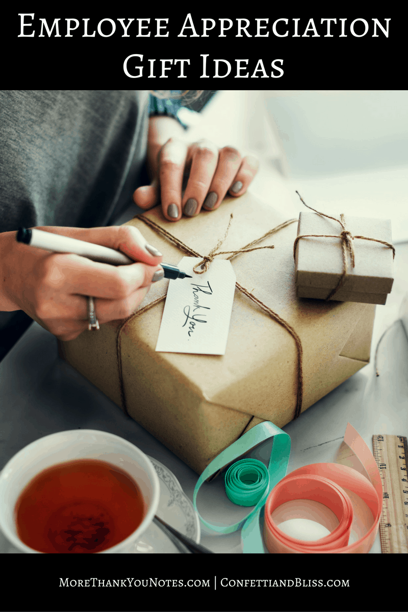 10 employee appreciation gifts