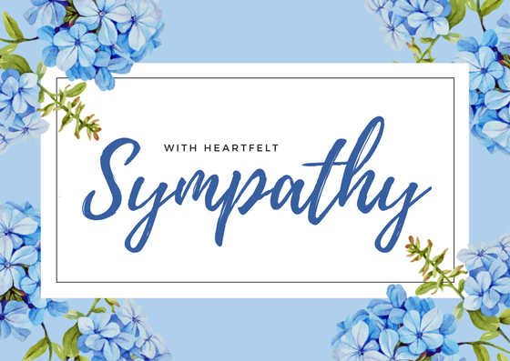 What To Say In A Sympathy Card Heartfelt Messages