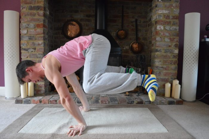 More Than Lifting Straddle Extensions Planche Training