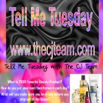 Tell Me Tuesday – Favorite Beauty Product