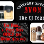 Manly AVON Gift Sets