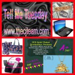 Tell Me Tuesday – Grad Gifts
