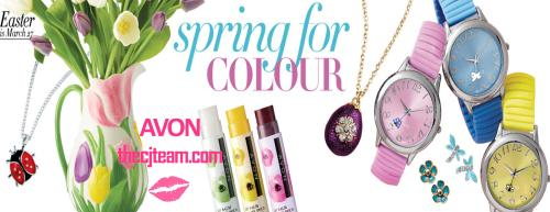 Easter 2016 Spring for Color