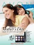 Avon Mother's Day Sales Flyer Campaign 9 2016