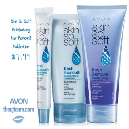 Skin So Soft Moisturizing Hair Removal Collection x