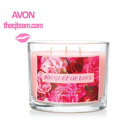 Bouquet of Love Candle x
