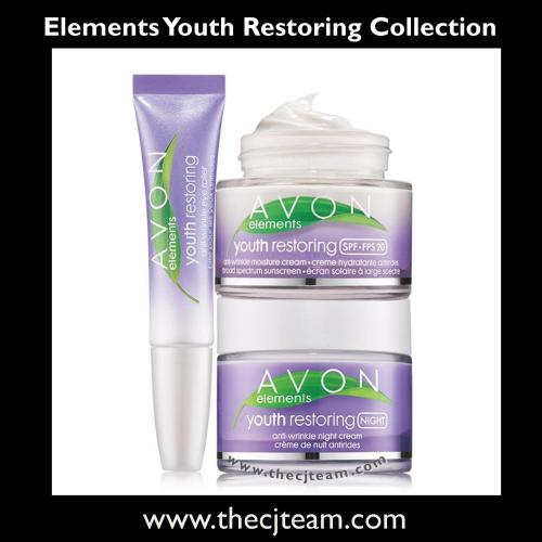 Elements Youth Restoring Collection x