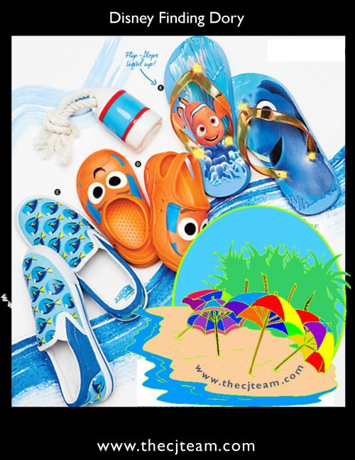 Finding Dory x