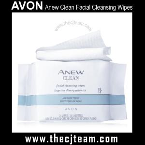 Anew Clean Facial Cleansing Wipes x