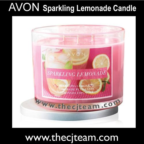 Sparkling Lemonade Candle x
