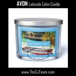 Lakeside Cabin Candle