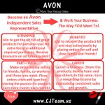 Work an Avon Business the Way YOU Want!