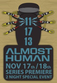 Almost Human Premieres Sunday Nov 17