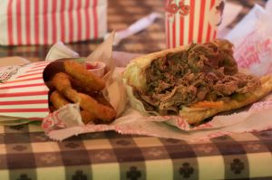 Chicago-style Spicy Italian Beef