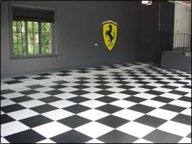 Pvc Garage Floor Tiles More Than Polish