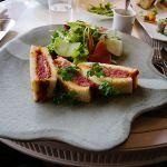 Kobe Beef Sandwich