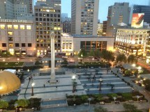 Union Square San Francisco Comprehensive Travel