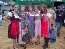 What Shoes to Wear with Dirndl Dress