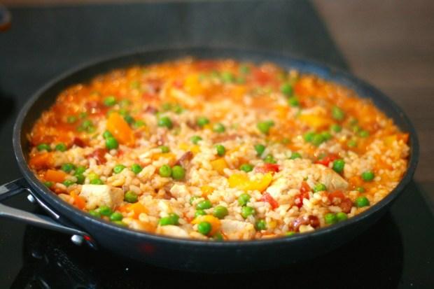 Kid-friendly Paella Recipe
